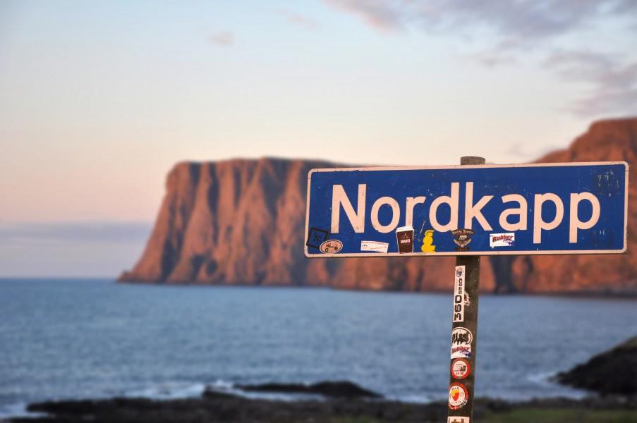 North Cape norway trip destination