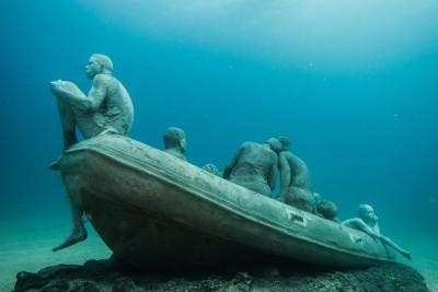 Museo-Atlantico_Lanzarote_Lampedusa_clean_4925_Jason-deCaires-Taylor_Sculpture