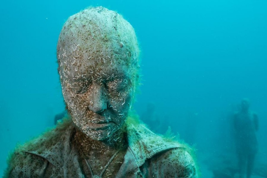 Museo-Atlantico_Lanzarote_Rubicon_growth_00806_Jason-deCaires-Taylor_Sculpture