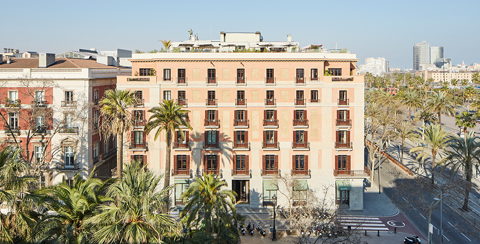 edificio soho house BCN