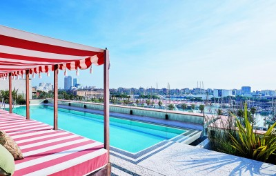 piscina soho house